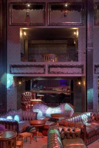 κατασκευή από γυαλί κατασκευή από inox glass inox hotel ermou καθρέπτες